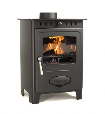 HAMLET SOLUTION 5 MULTI FUEL STOVE